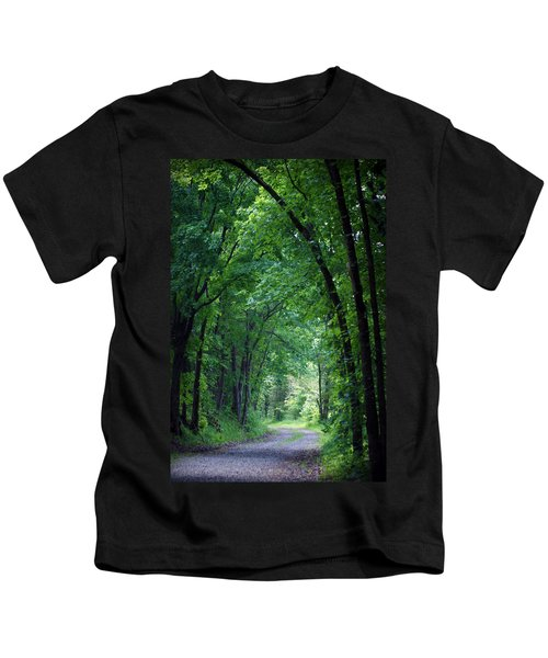 Country Lane Kids T-Shirt by Cricket Hackmann