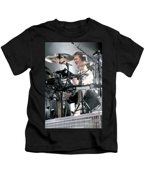 Def Leppard Kids T-Shirt by Concert Photos