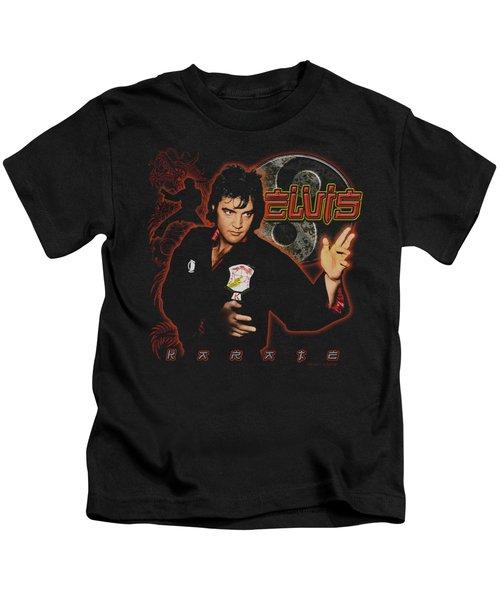 Elvis - Karate Kids T-Shirt by Brand A