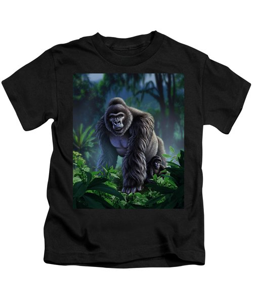 Guardian Kids T-Shirt by Jerry LoFaro