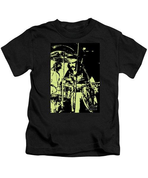 Led Zeppelin No.05 Kids T-Shirt by Caio Caldas