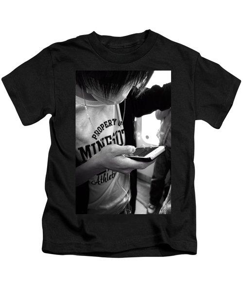Minesota Kyoto Kids T-Shirt by Daniel Hagerman