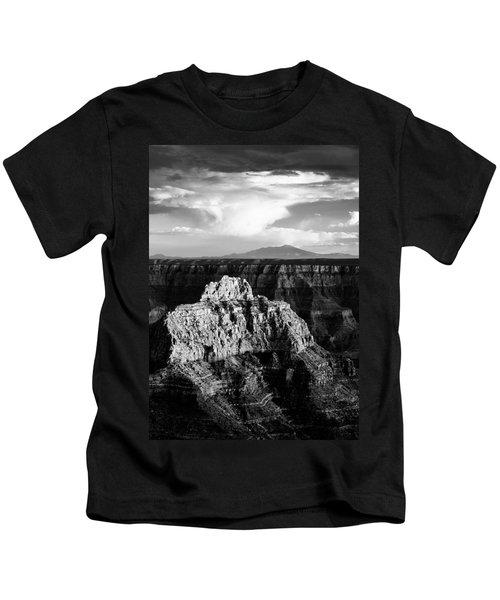 North Rim Kids T-Shirt by Dave Bowman