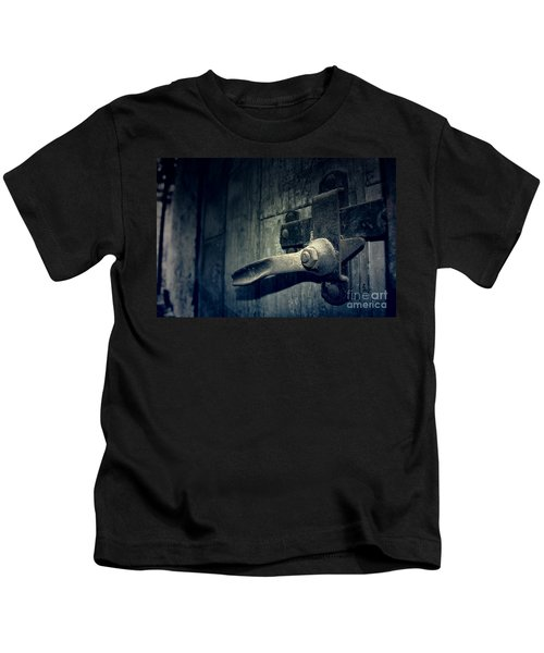 Secrets Within Kids T-Shirt by Trish Mistric