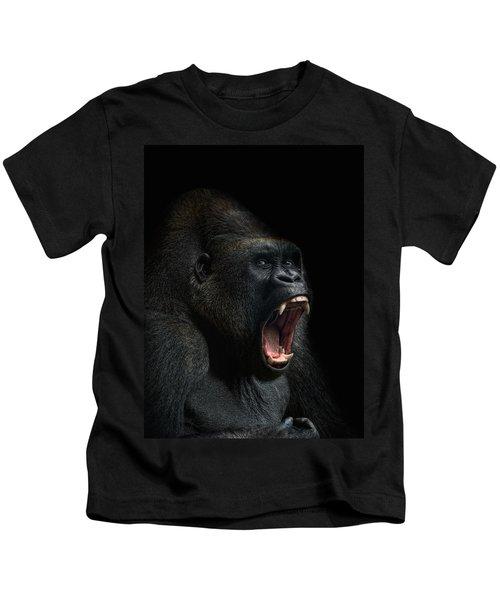Stay Away Kids T-Shirt by Joachim G Pinkawa