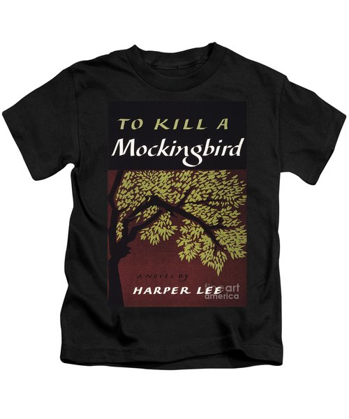 To Kill A Mockingbird, 1960 Kids T-Shirt by Granger