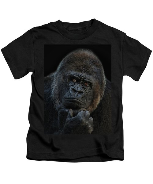 You Ain T Seen Nothing Yet Kids T-Shirt by Joachim G Pinkawa
