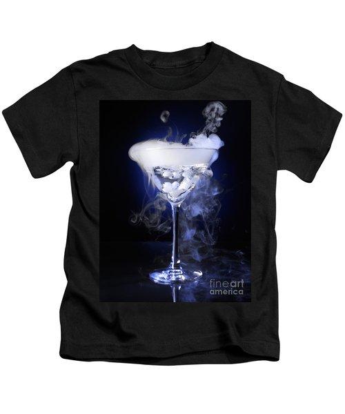 Exotic Drink Kids T-Shirt by Oleksiy Maksymenko