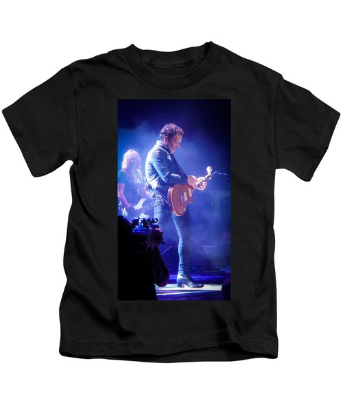 Vivian Campbell Kids T-Shirt by Luisa Gatti