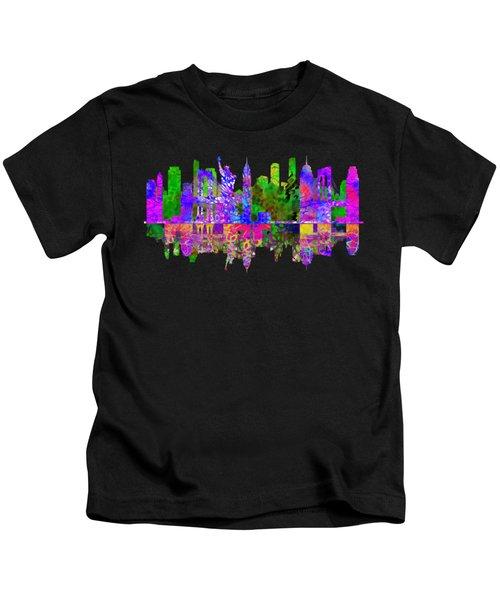 New York Kids T-Shirt by John Groves