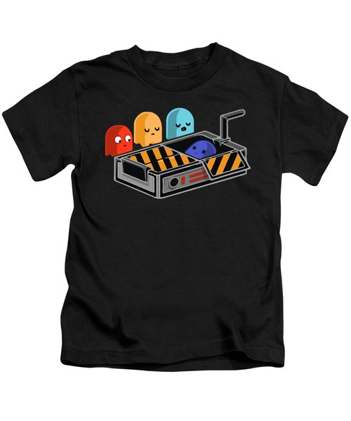 Dead Ghost Kids T-Shirt by Opoble Opoble