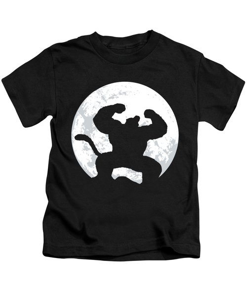 Great Ape Kids T-Shirt by Danilo Caro