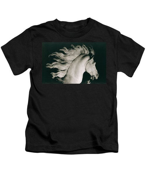 Horse Of Marly Kids T-Shirt by Coustou