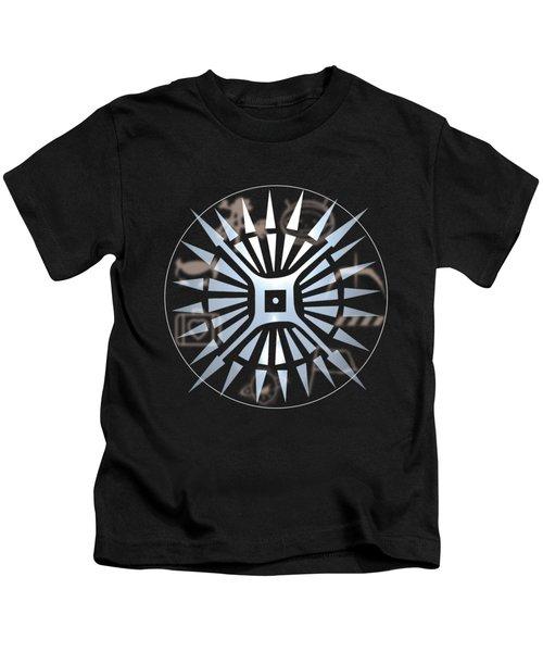 Ietour Logo Design Kids T-Shirt by Clad63