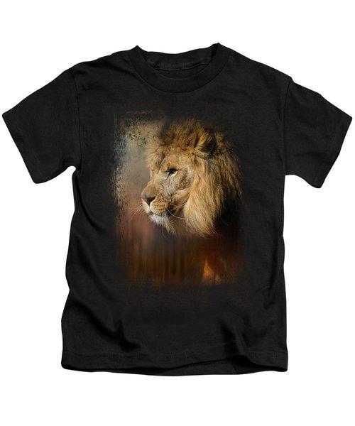 Into The Heat Kids T-Shirt by Jai Johnson
