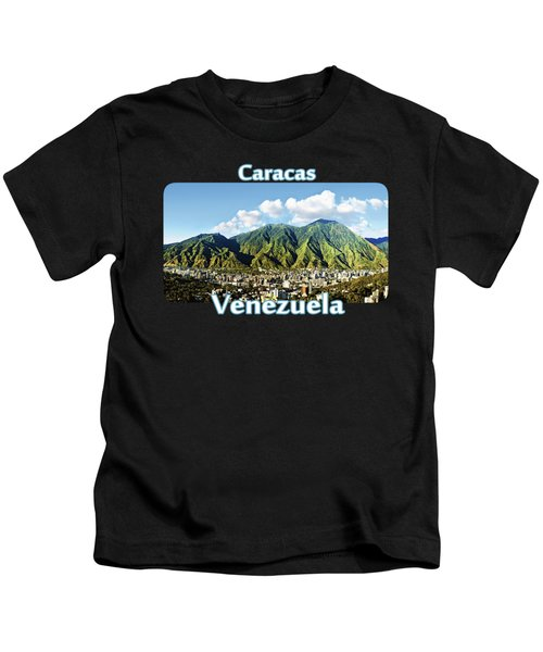 National Park Of El Avila - Caracas - Venezuela Kids T-Shirt by Alejandro Ascanio