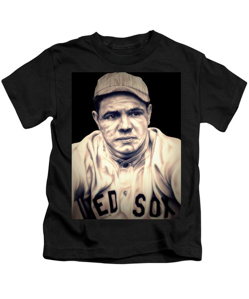 Ruth Kids T-Shirt by Fred Larucci