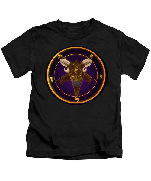 Sigil Of 47 Kids T-Shirt by Mister 47