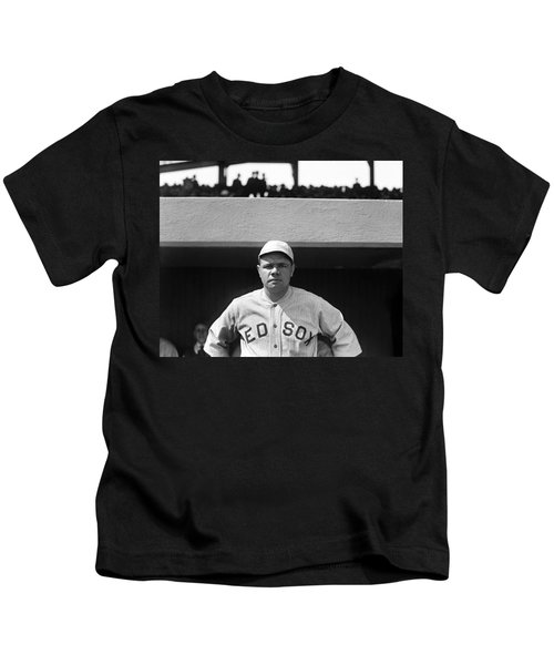 The Babe - Red Sox Kids T-Shirt by International  Images