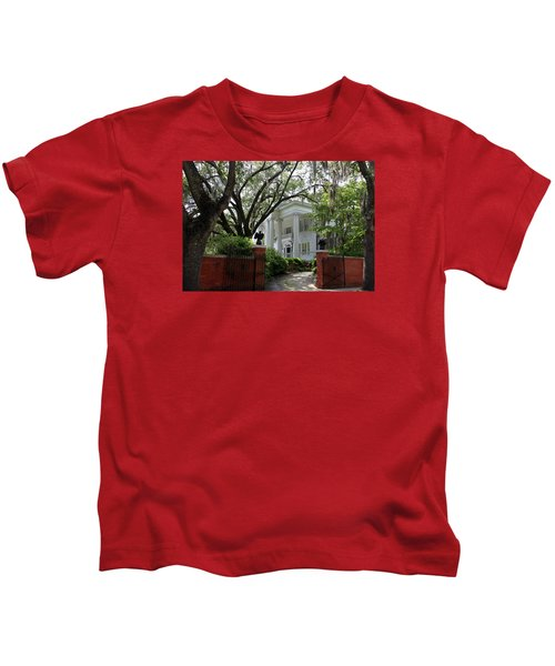 Southern Living Kids T-Shirt by Karen Wiles