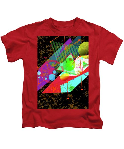 Coming Home Kids T-Shirt by Don Kuing