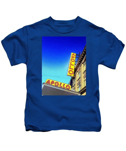 The Apollo Kids T-Shirt by Gilda Parente