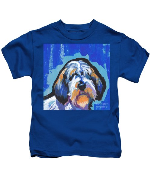 All Rhymes Pbgv Kids T-Shirt by Lea S