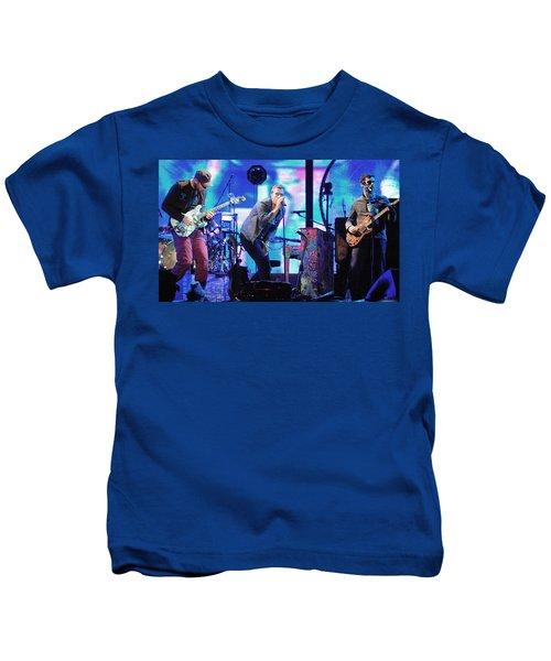 Coldplay7 Kids T-Shirt by Rafa Rivas