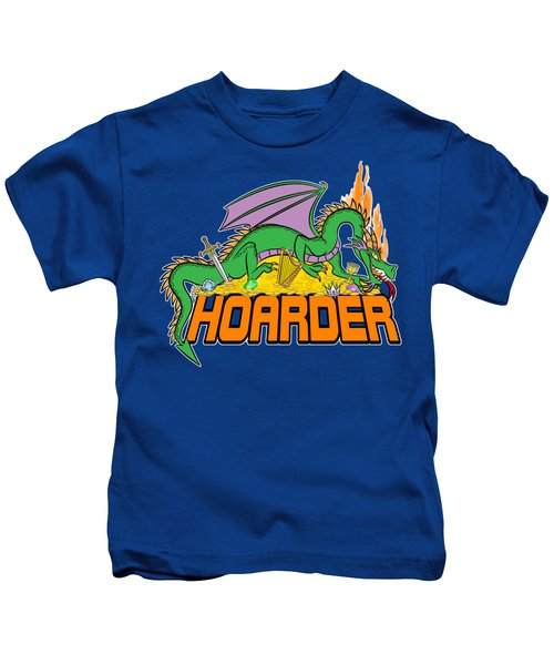 Hoarder Kids T-Shirt by J L Meadows