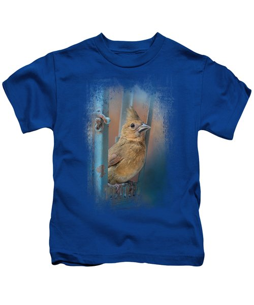 I Will Be Your Light Kids T-Shirt by Jai Johnson