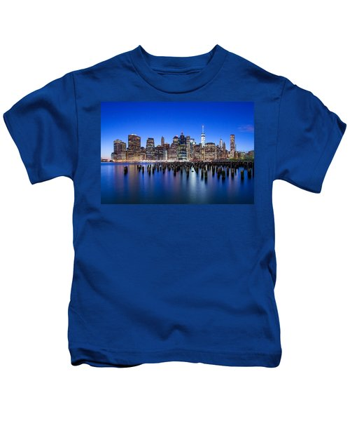 Inspiring Stories Kids T-Shirt by Az Jackson