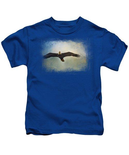 Inviting The Sun Kids T-Shirt by Jai Johnson