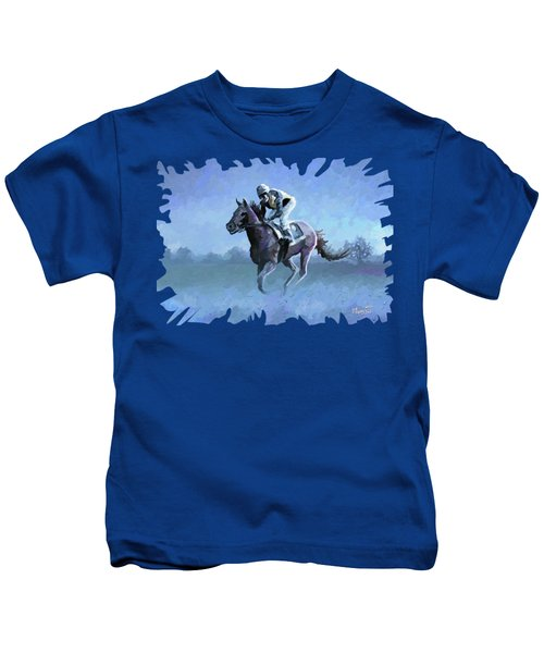 Road Test Kids T-Shirt by Anthony Mwangi