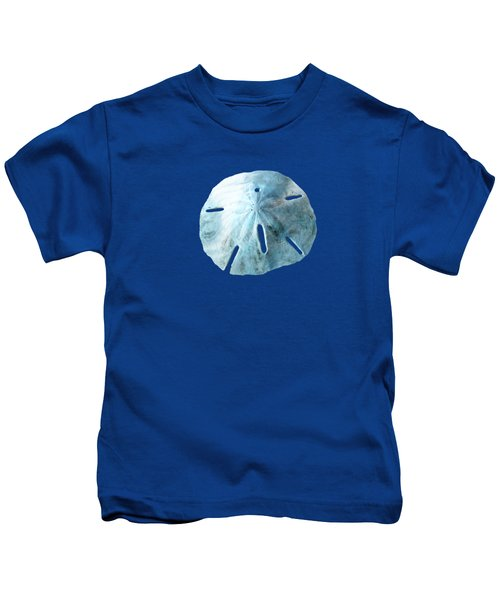Sand Dollar Kids T-Shirt by Anastasiya Malakhova