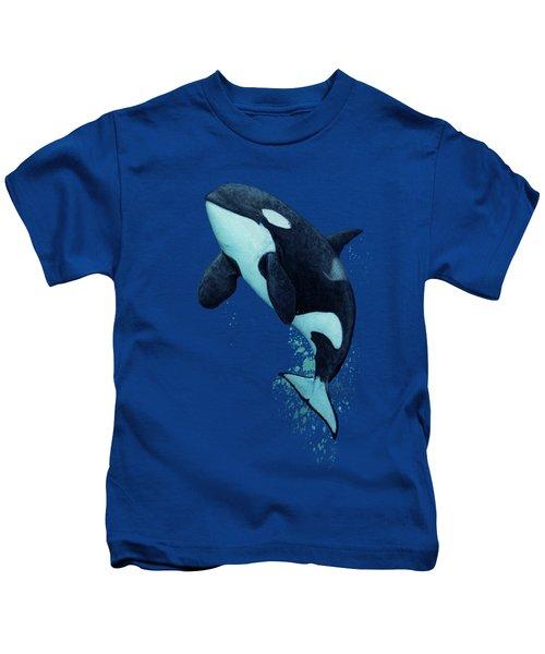 The Matriarch  Kids T-Shirt by Amber Marine