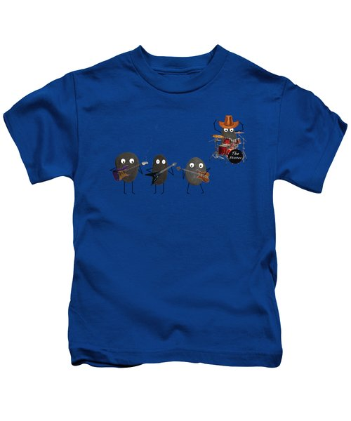 The Stones Kids T-Shirt by David Dehner