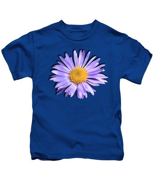 Wild Daisy Kids T-Shirt by Shane Bechler