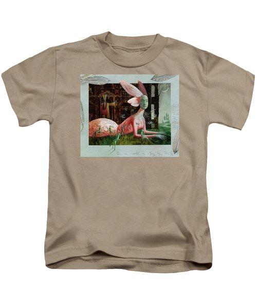 A Midsummer Night's Dream Kids T-Shirt by Victoria Fomina