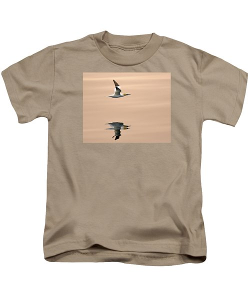 Late Arrival Kids T-Shirt by Tony Beck