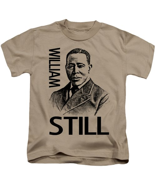 William Still Kids T-Shirt by Otis Porritt