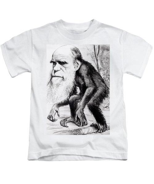 A Venerable Orang Outang Kids T-Shirt by English School