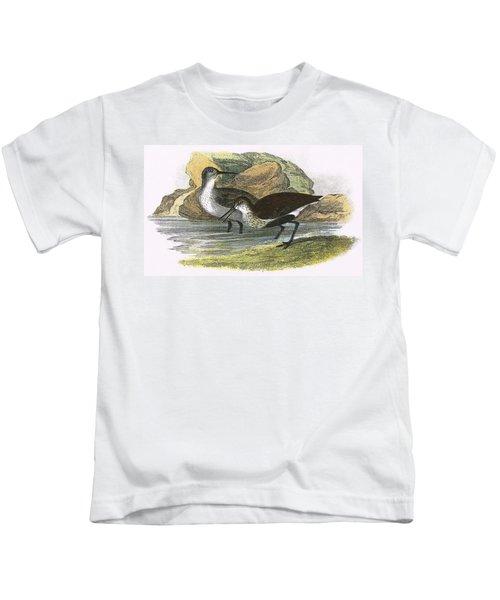Dunlin Kids T-Shirt by English School
