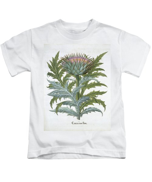 The Cardoon, From The Hortus Kids T-Shirt by German School