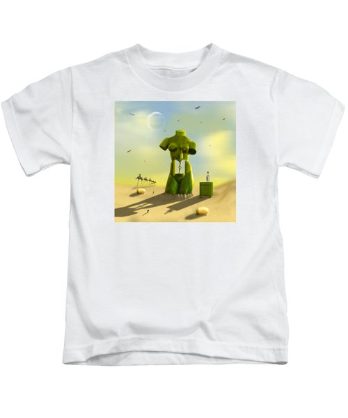 The Nightstand Kids T-Shirt by Mike McGlothlen