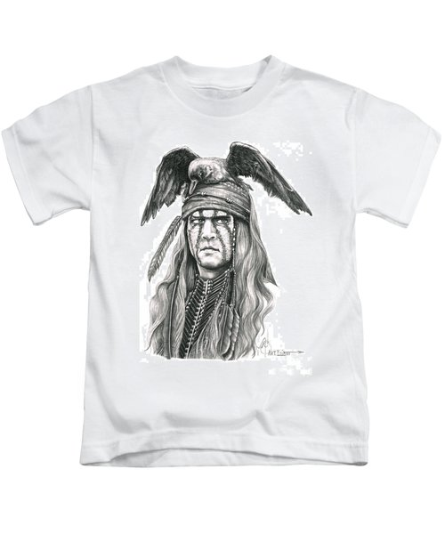 Tonto Kids T-Shirt by Murphy Elliott