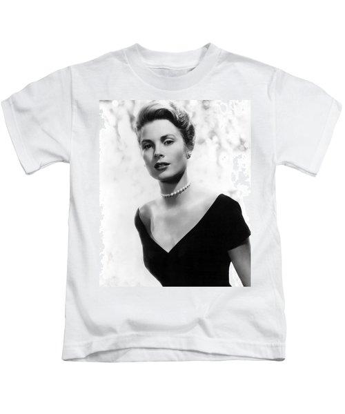 Grace Kelly Kids T-Shirt by American School
