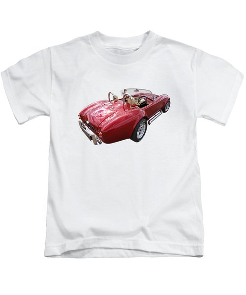 Ac Cobra 1966 Kids T-Shirt by Gill Billington