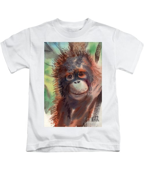 My Precious Kids T-Shirt by Donald Maier