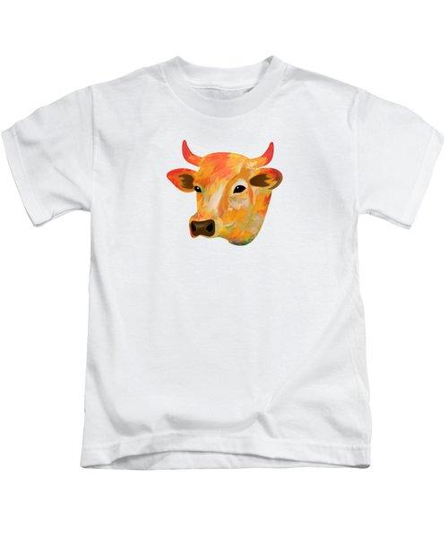 Dairy Queen Kids T-Shirt by Art Spectrum