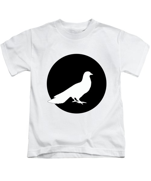 Dove Kids T-Shirt by Mordax Furittus